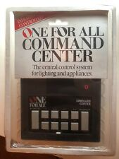 One For All Command Center Wireless Control Pad Model Urc 3000