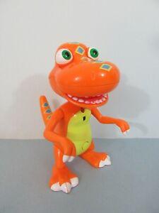 2010 PBS Jim Henson Dinosaur Train TALKING BUDDY T REX - Interactive Toy - WORKS