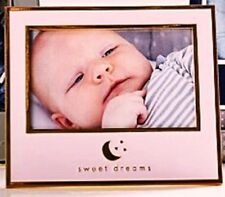 "Pottery Barn Kids Everley ""Sweet Dreams"" Pink Frame NEW IN BOX"