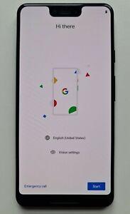Google Pixel 3 XL - 64GB - Just Black (Unlocked)