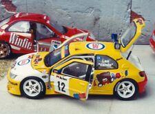 """1/43 RENAISSANCE Peugeot 306 Maxi GrA """"Maxitoys"""" Condroz 1997 vendu monté"""