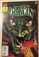 Green Goblin #! 1995 Marvel Comic Book Collectors Edition NM