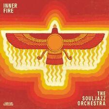 THE SOULJAZZ ORCHESTRA - INNER FIRE  CD Neuf