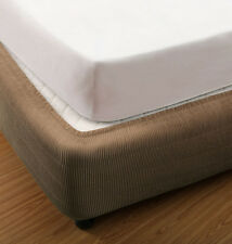 Box Spring Cover (4 Colours Available) (SNUG FIT)