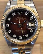 Rolex Ladies Datejust. 69173