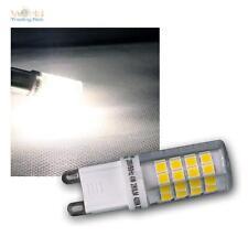 10 x LED base pin Bombilla G9 blanco neutro 4W 280lm Bombilla De Zócalo