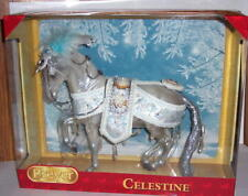 BREYER CHRISTMAS HORSE CELESTINE  #700121   2018 MODEL