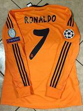 Spain Real Madrid Formotion Ronaldo Match Unworn Shirt Player Issue Uefa Jersey