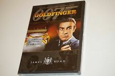 Goldfinger 1964 Sean Connery James Bond (MGM 2006 UA Special Edition)