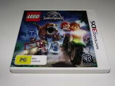 Lego Jurassic World Nintendo 3DS 2DS Game  *Complete*
