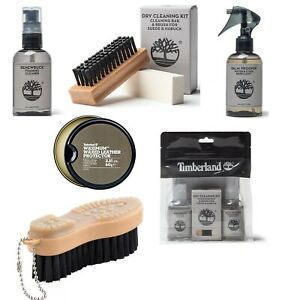Timberland Product Care, Balm Proofer Brush Travel Dry Cleaning Kit Waximum
