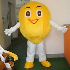 Lemon Fruit Mascot Costume Cosplay Party Game Dress Outfits Christmas Adults Hot