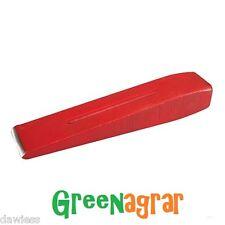 GREENAGRAR 1Stück Set Metall Spaltkeil Spalter Keil Spaltgranate Holzspalter Axt