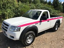 FORD RANGER 4x4 SINGLE CAB PICK-UP TRUCK