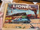 Vintage Original 1959 Lionel Catalog O27 Super O HO, fair to good, (D3-16)