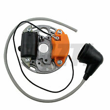 Electronic Ignition Coil Module Spark Cap Wire For Stihl 070 090 090G Chainsaw