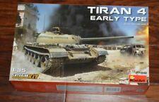 New Miniart 1/35 Tiran 4 Early Type Tank Interior Kit #37010 Model Kit