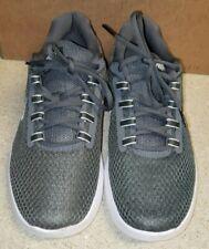 Men's Nike Lunarconverge Running Shoes Sz 9.5 Dark Grey/White - 852462 002