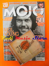 MOJO Magazine 207/2011 + CD Neville Skelly Neil Young Bob Geldof Isobel Campbell