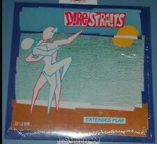 Dire Straits Extended Play Twisting By The Pool EP VINYL Album Record LP Music