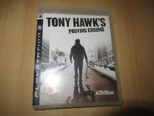 Tony Hawk's Proving Ground (PS3)  mint collectors  pal version