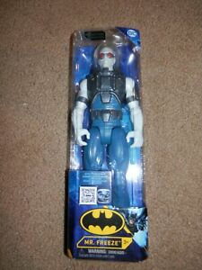 2021 DC MR. FREEZE 12 inch Action Figure 1st Edition Batman Spin Master