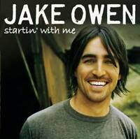 Startin With Me - Audio CD By JAKE OWEN - VERY GOOD