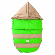 7AM Enfant Bee Pod Baby Bunting Bag for Strollers and Car-Seats Small/Medium