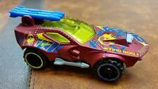 STING ROD II with WEAPONS & GRAPHICS 2014 HW OFF-ROAD SERIES * HOT WHEELS * OPEN