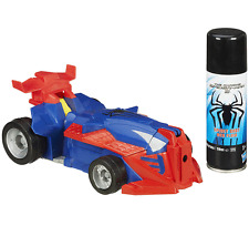 MARVEL spider-man web attack racer