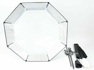 "48"" Octagonal Studio Flash Photography Softbox Diffuser Universal Speedring"