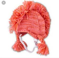 New listing Good-2-Go Pink Knit Mohawk Hat Large/xtra Large New
