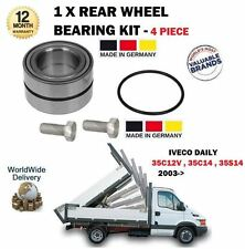 FOR IVECO DAILY 35C12 35S12 35C14 35S14 2003--> 1 X REAR WHEEL BEARING KIT