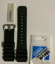 CASIO  Original  Band  AMW-320  AMW-330  AMW-320R  Black  Strap  AMW320  AMW330