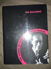The Magic Of Edward Victor's Hands By Rae Hammond Magic Book 1st Edition, 1995