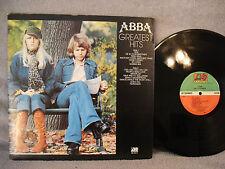 Abba, Greatest Hits, Atlantic Records SD 19114, 1976, Gatefold, Pop Rock, Disco