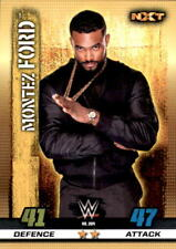 WWE Slam Attax - 10th Edition - Nr. 204 - Montez Ford - NXT