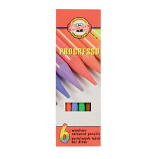 Koh-I-Noor 8755 Progresso Woodless Coloured Pencil Sets