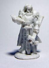 1x HALBARAD PRETRE CROISE - BONES REAPER figurine miniature rpg d&d cleric 77414