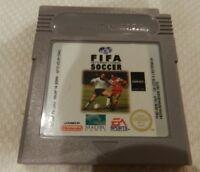 FIFA International Soccer Nintendo Game Boy Original Game Cart