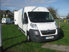 Relay LWB Commercial Vans & Pickups with Driver Airbag