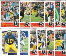 2019 PITTSBURGH STEELERS 40 Card Lot w/ SCORE Team Set 24 CURRENT Players 3 RC