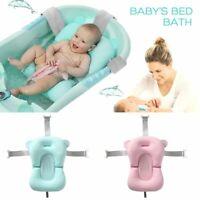 Bebé Almohadilla antideslizante de baño Bañera Recién nacido Seguridad Soporte