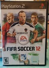 FIFA Soccer 12 (Sony PlayStation 2, 2011) EA Sports - Case, booklet included!