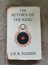 Scarce 1955 1st Edition - The Return Of The King - Tolkien - Lord Of The Rings