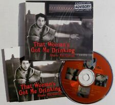 POGUES CD x 2 SHANE MacGOWAN That Woman's Got Me Drinking Pt 1 + Pt 2 SEALED !