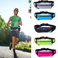 US For IPhone XS Max X 8 Bottle Holder Waist Pack Bag Sports Running Belt Pouch