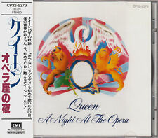 Queen A Night at the Opera Japan CD w/OBI