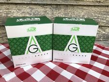 Advocare Advogreens Chocolate Snack Shakes 2 Boxes New