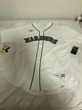Nike Seattle Mariners EDGAR MARTINEZ Cooperstown Collection Team Jersey Size L
